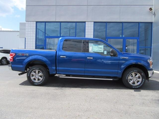 2018 F-150 Crew Cab 4x4 Pickup #TD18010 - photo 3