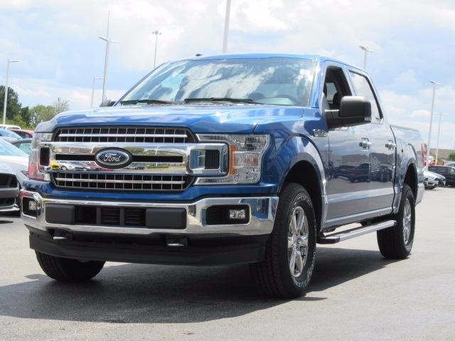 2018 F-150 Crew Cab 4x4 Pickup #TD18010 - photo 5