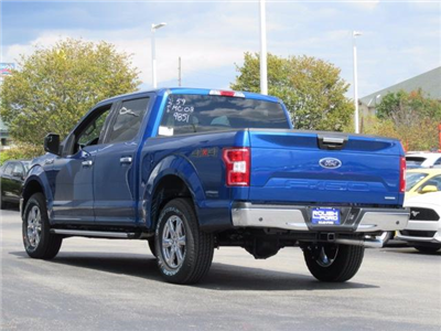 2018 F-150 Crew Cab 4x4 Pickup #TD18010 - photo 6