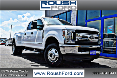 2018 F-350 Crew Cab DRW 4x4, Pickup #TD18455 - photo 1