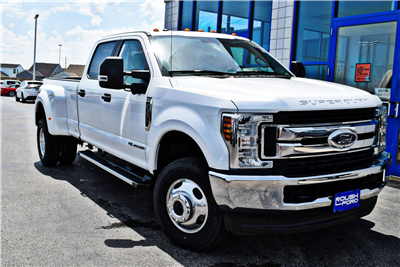 2018 F-350 Crew Cab DRW 4x4, Pickup #TD18455 - photo 3