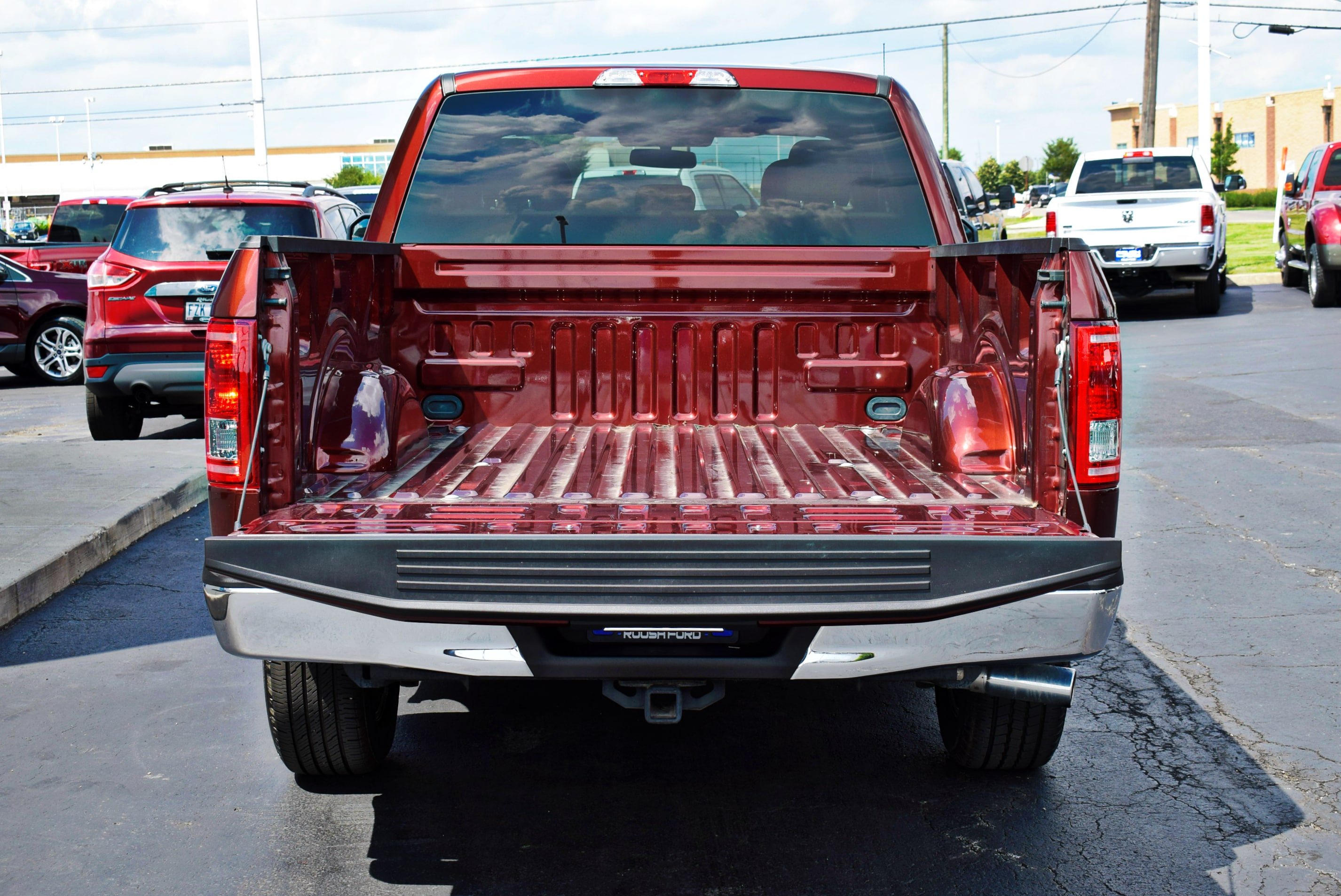 2017 F-150 Super Cab 4x2,  Pickup #TD18646A - photo 11