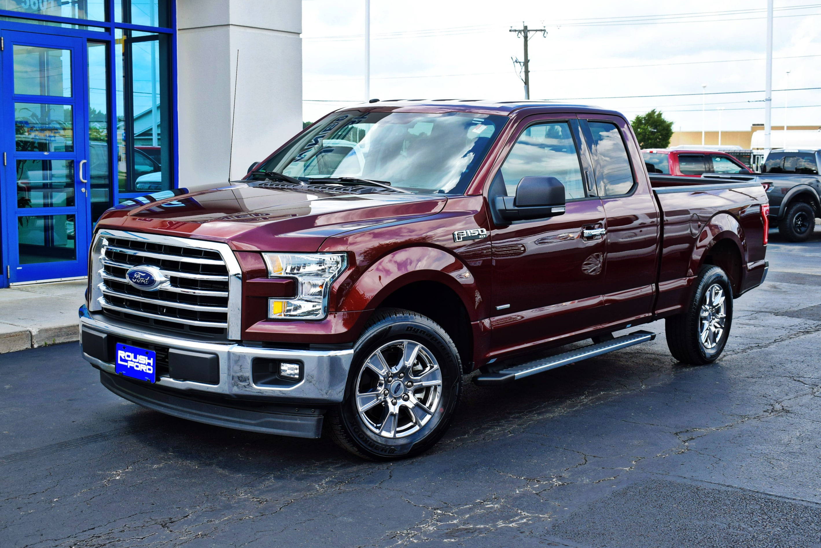 2017 F-150 Super Cab 4x2,  Pickup #TD18646A - photo 5