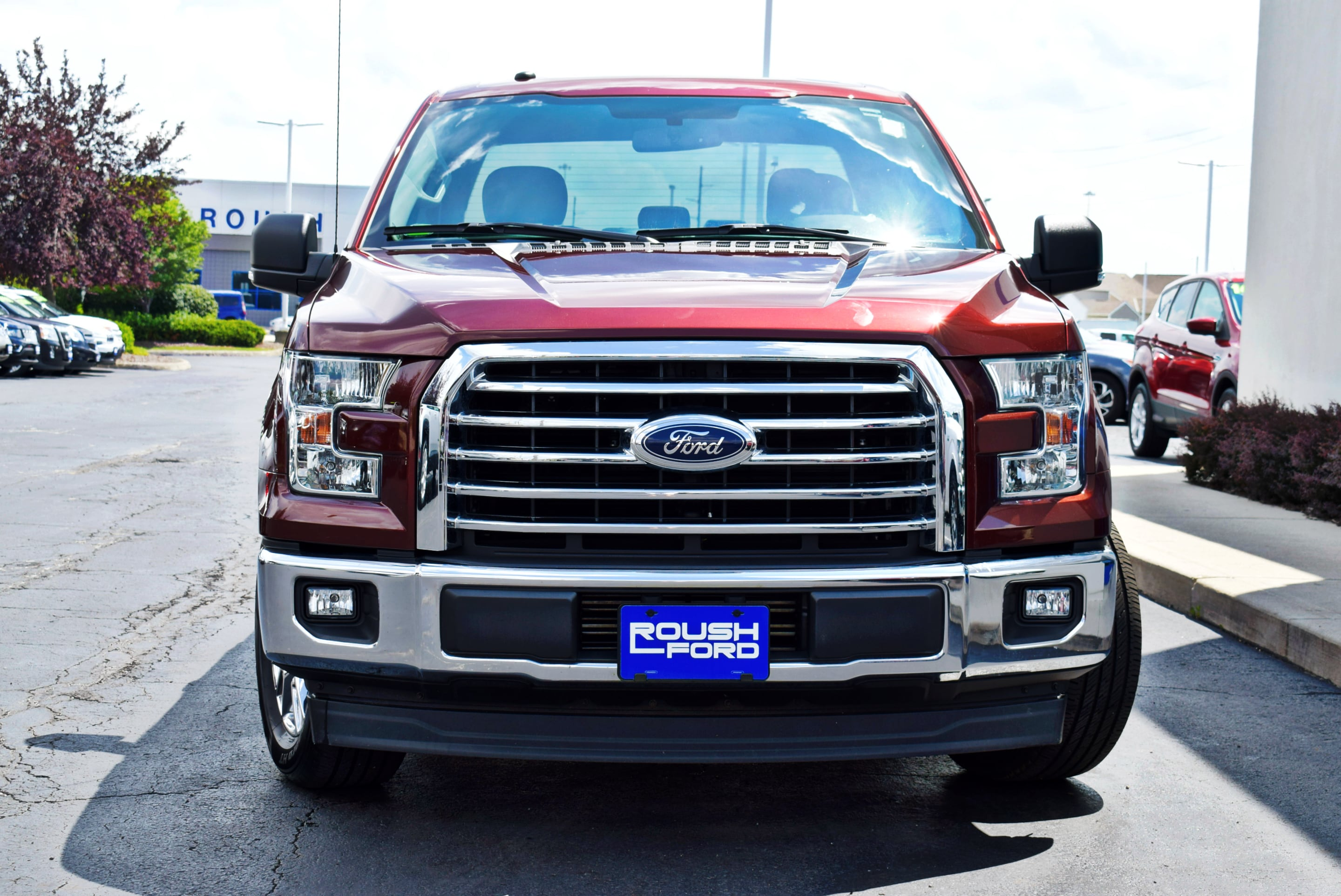2017 F-150 Super Cab 4x2,  Pickup #TD18646A - photo 6