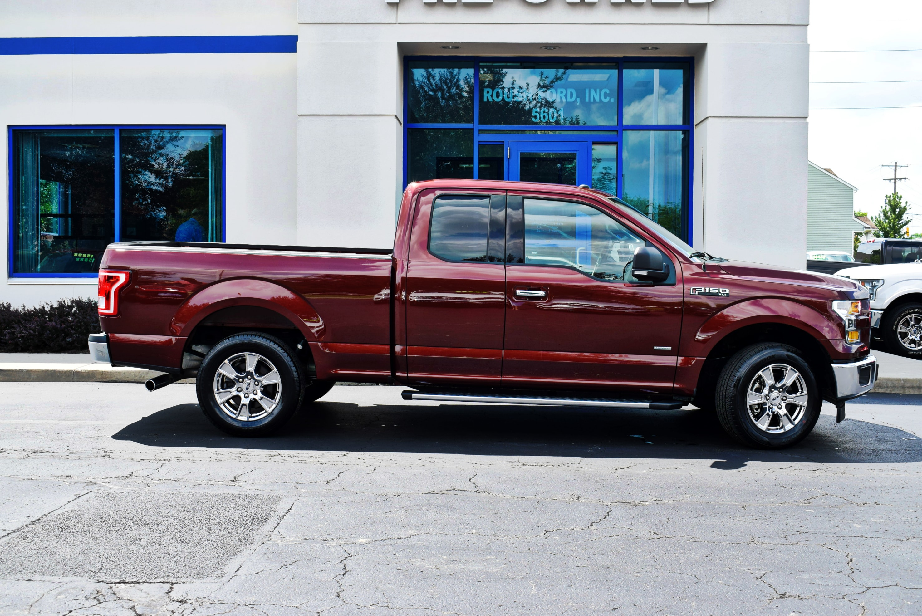 2017 F-150 Super Cab 4x2,  Pickup #TD18646A - photo 7