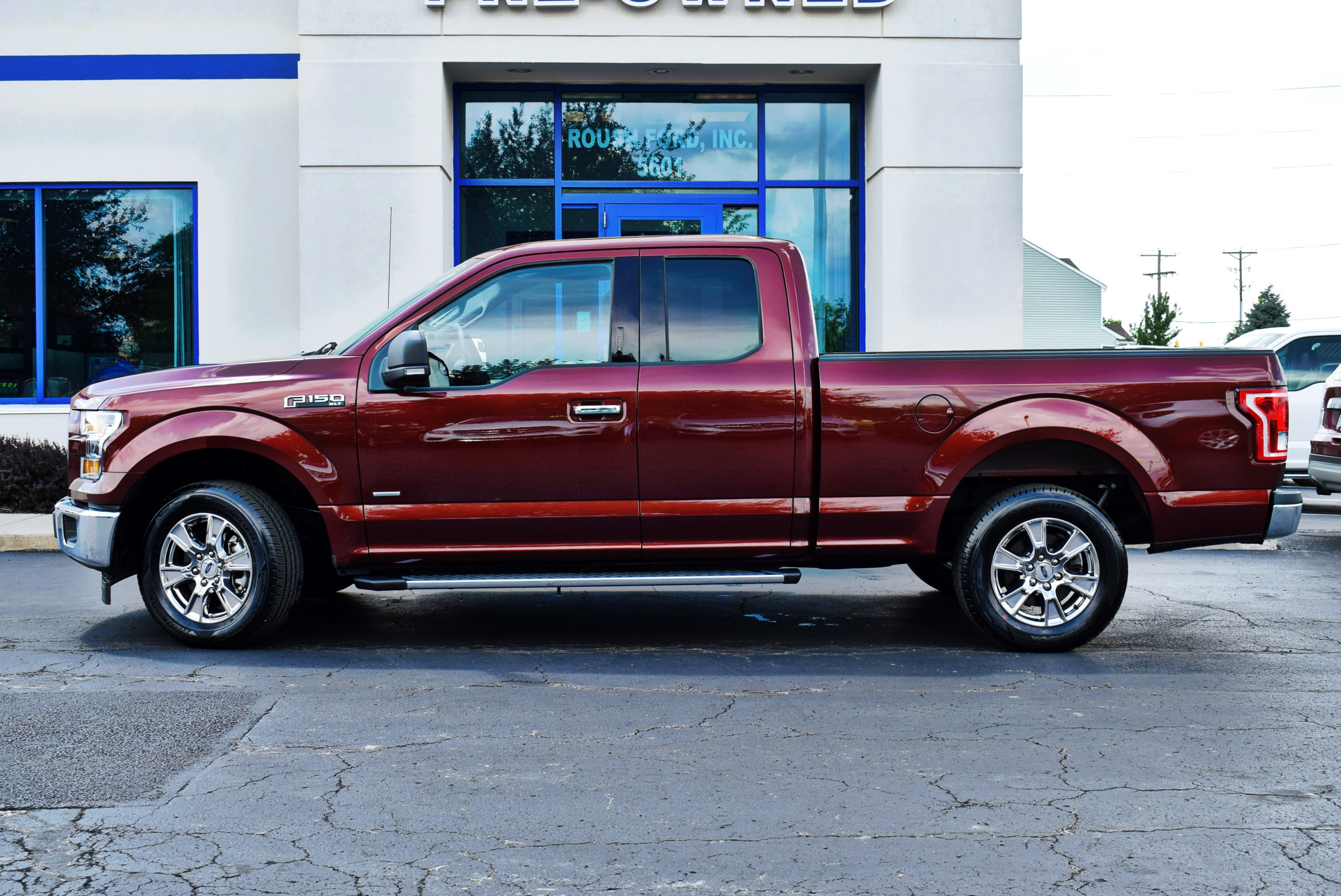 2017 F-150 Super Cab 4x2,  Pickup #TD18646A - photo 8