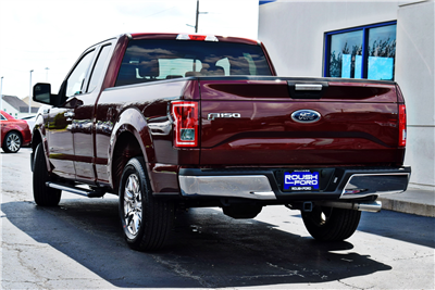 2017 F-150 Super Cab 4x2,  Pickup #TD18646A - photo 9