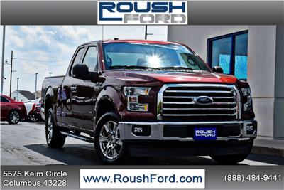 2017 F-150 Super Cab 4x2,  Pickup #TD18646A - photo 1