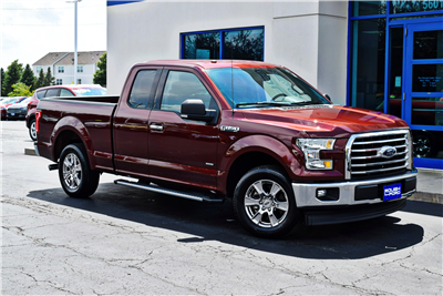 2017 F-150 Super Cab 4x2,  Pickup #TD18646A - photo 3