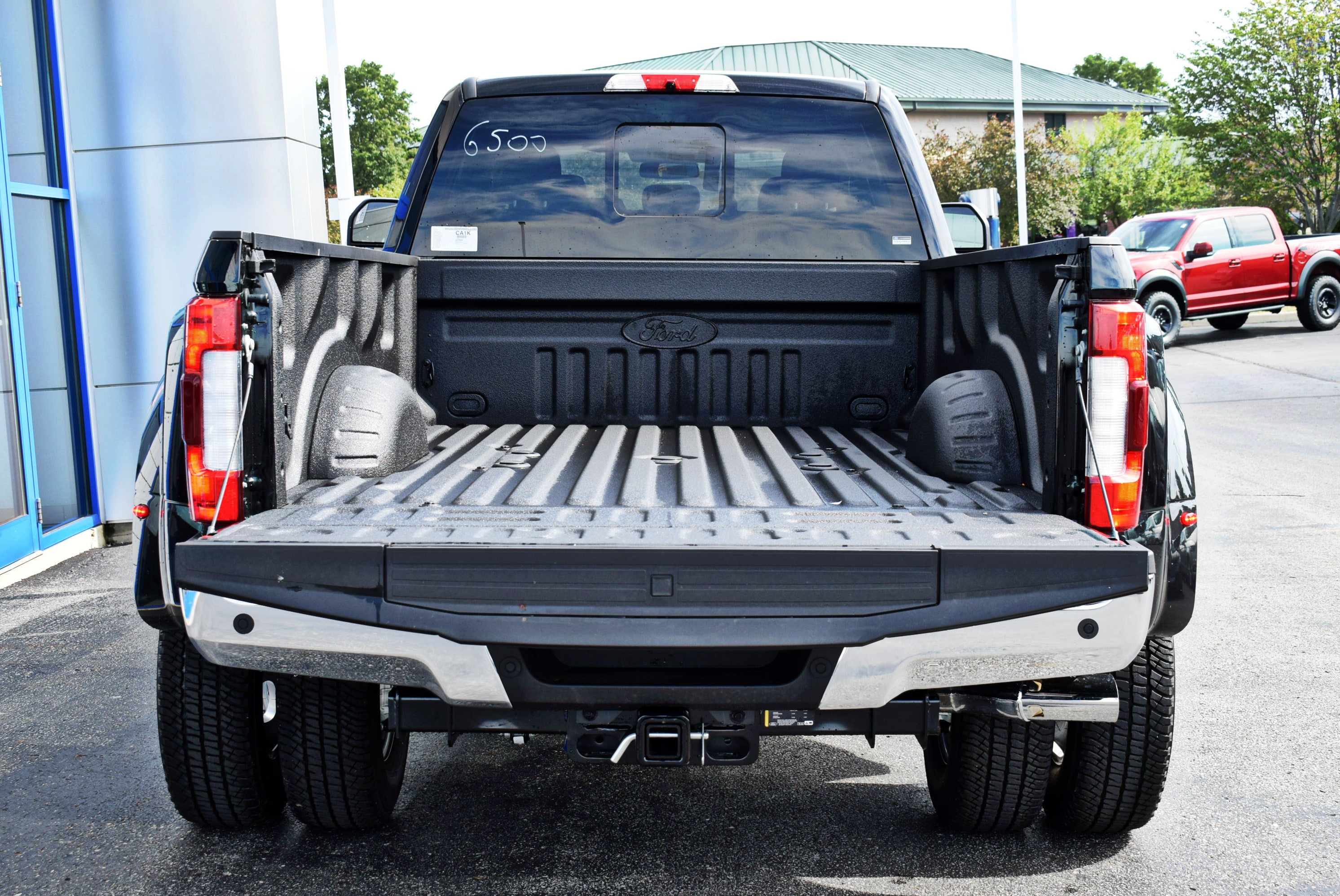 2018 F-350 Crew Cab DRW 4x4,  Pickup #TD18655 - photo 11