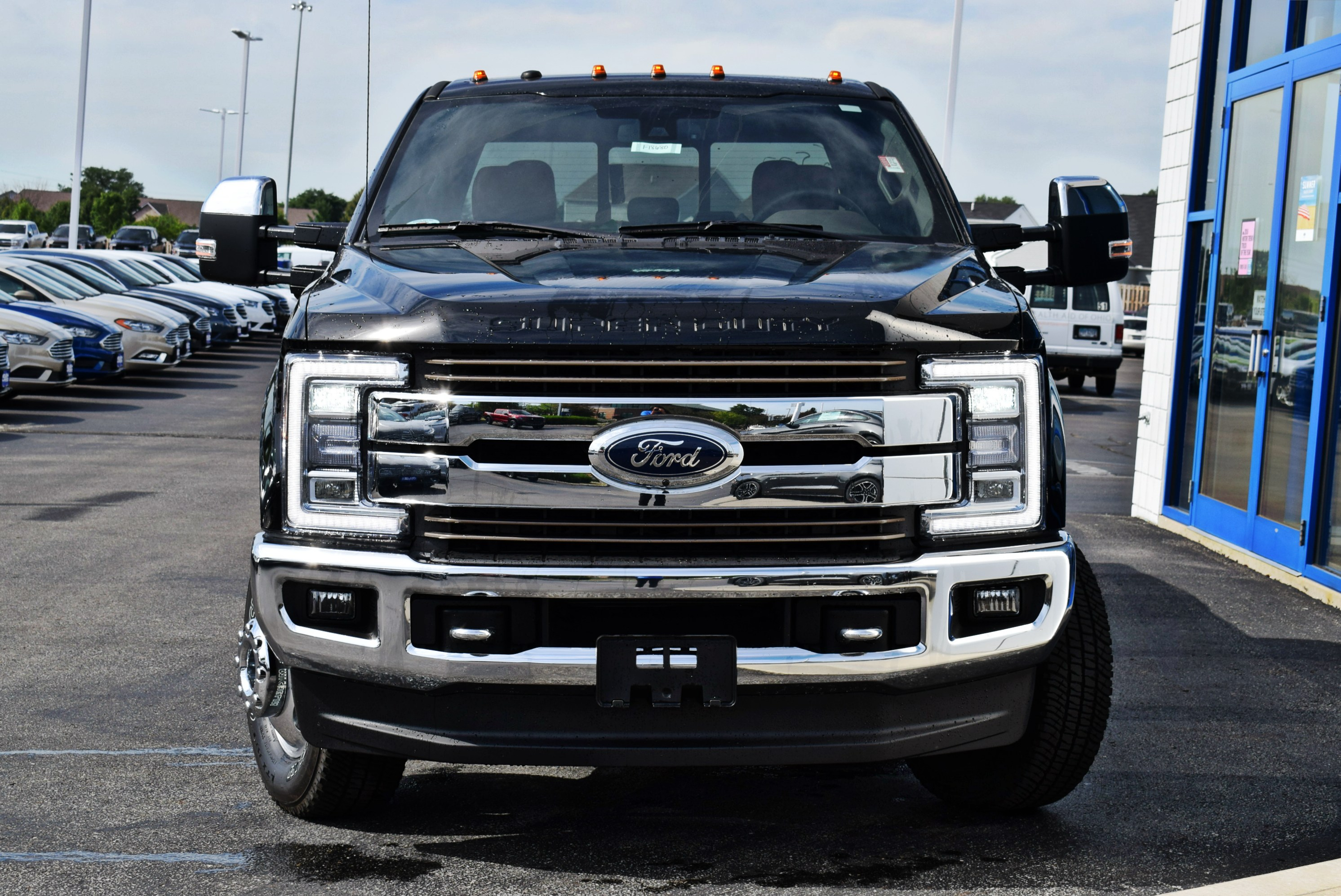 2018 F-350 Crew Cab DRW 4x4,  Pickup #TD18655 - photo 6