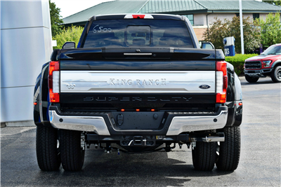 2018 F-350 Crew Cab DRW 4x4,  Pickup #TD18655 - photo 10