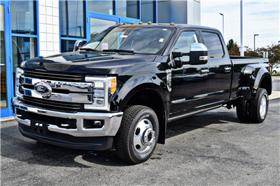 2018 F-350 Crew Cab DRW 4x4,  Pickup #TD18655 - photo 5