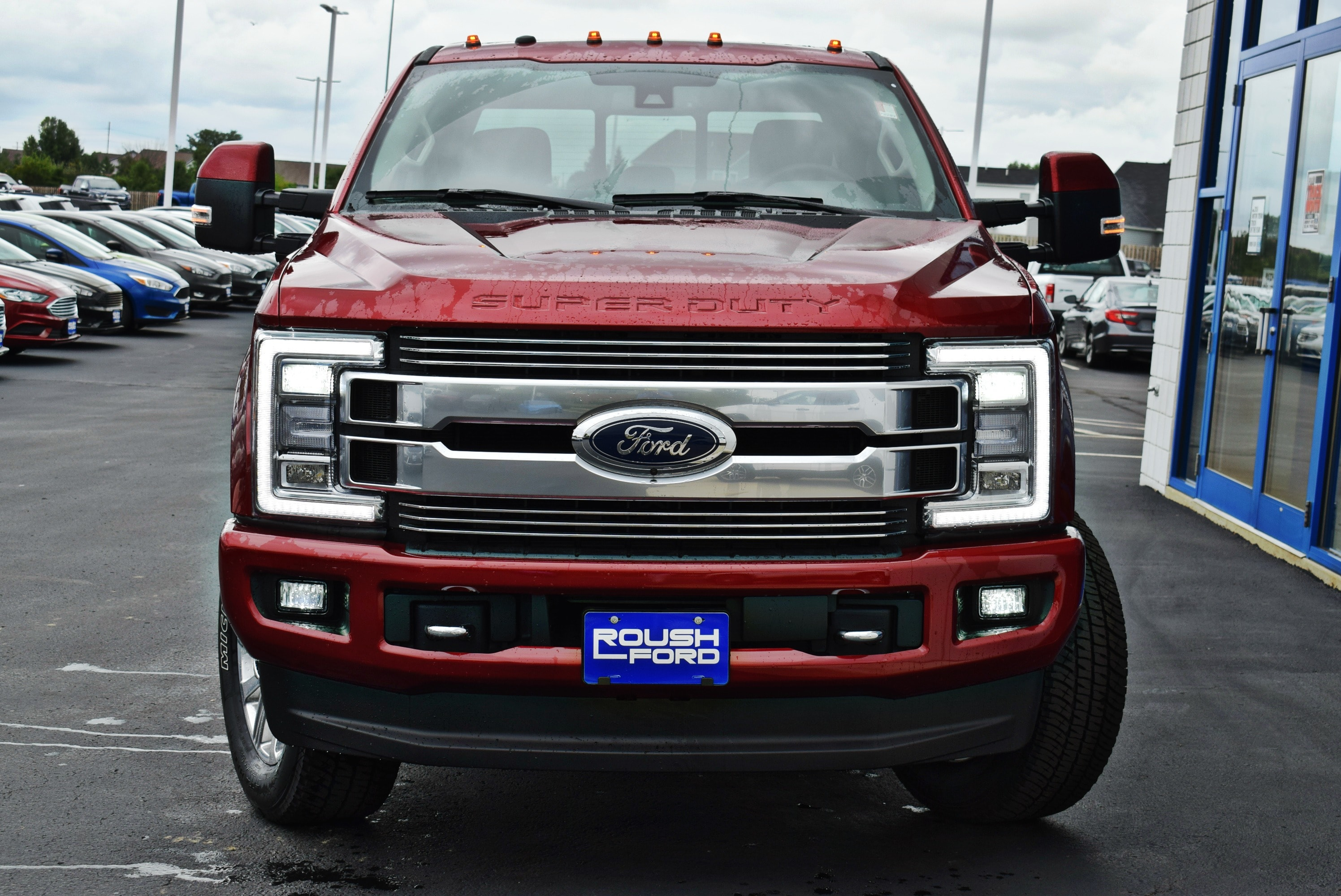 2018 F-350 Crew Cab 4x4,  Pickup #TD18763 - photo 6