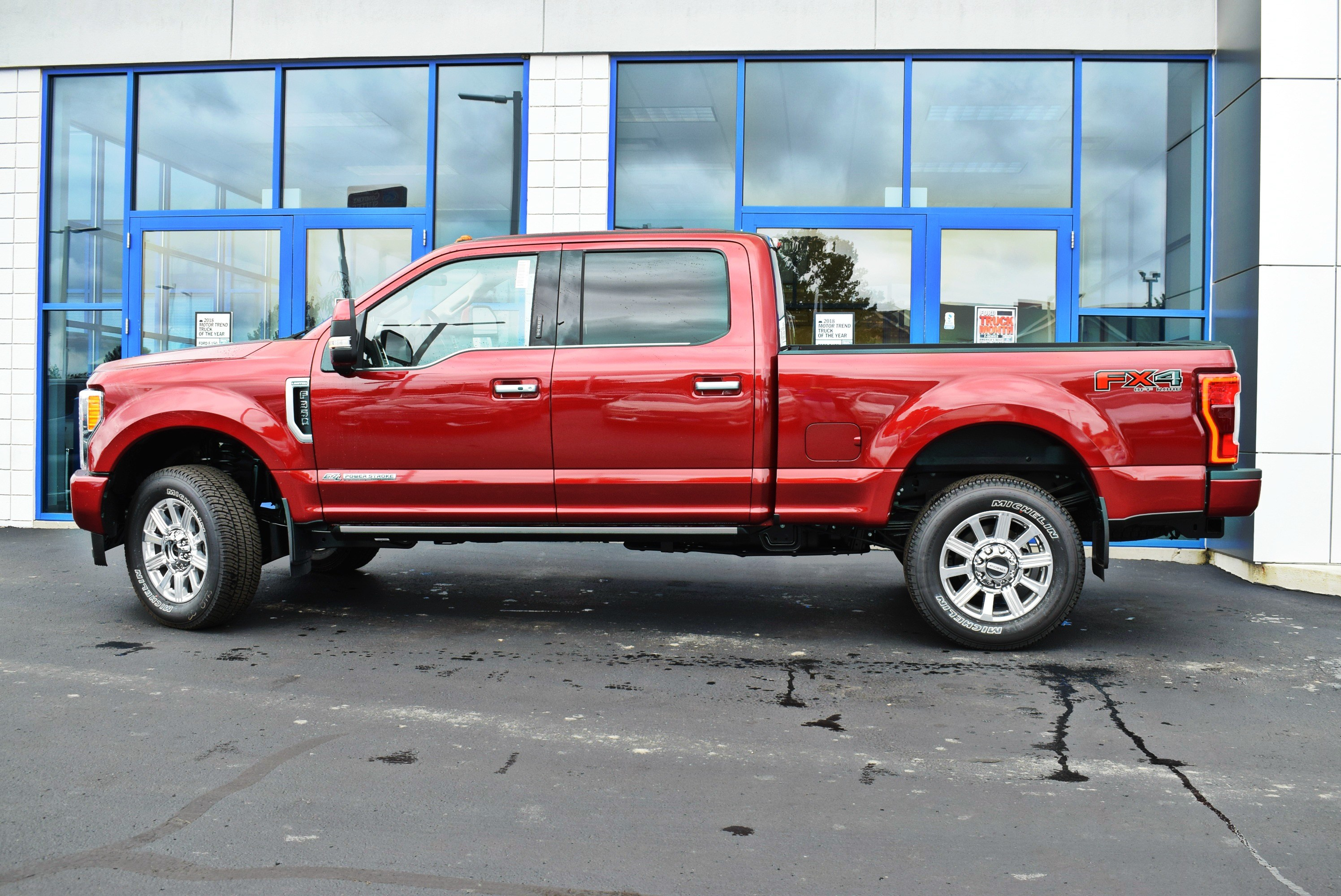 2018 F-350 Crew Cab 4x4,  Pickup #TD18763 - photo 8