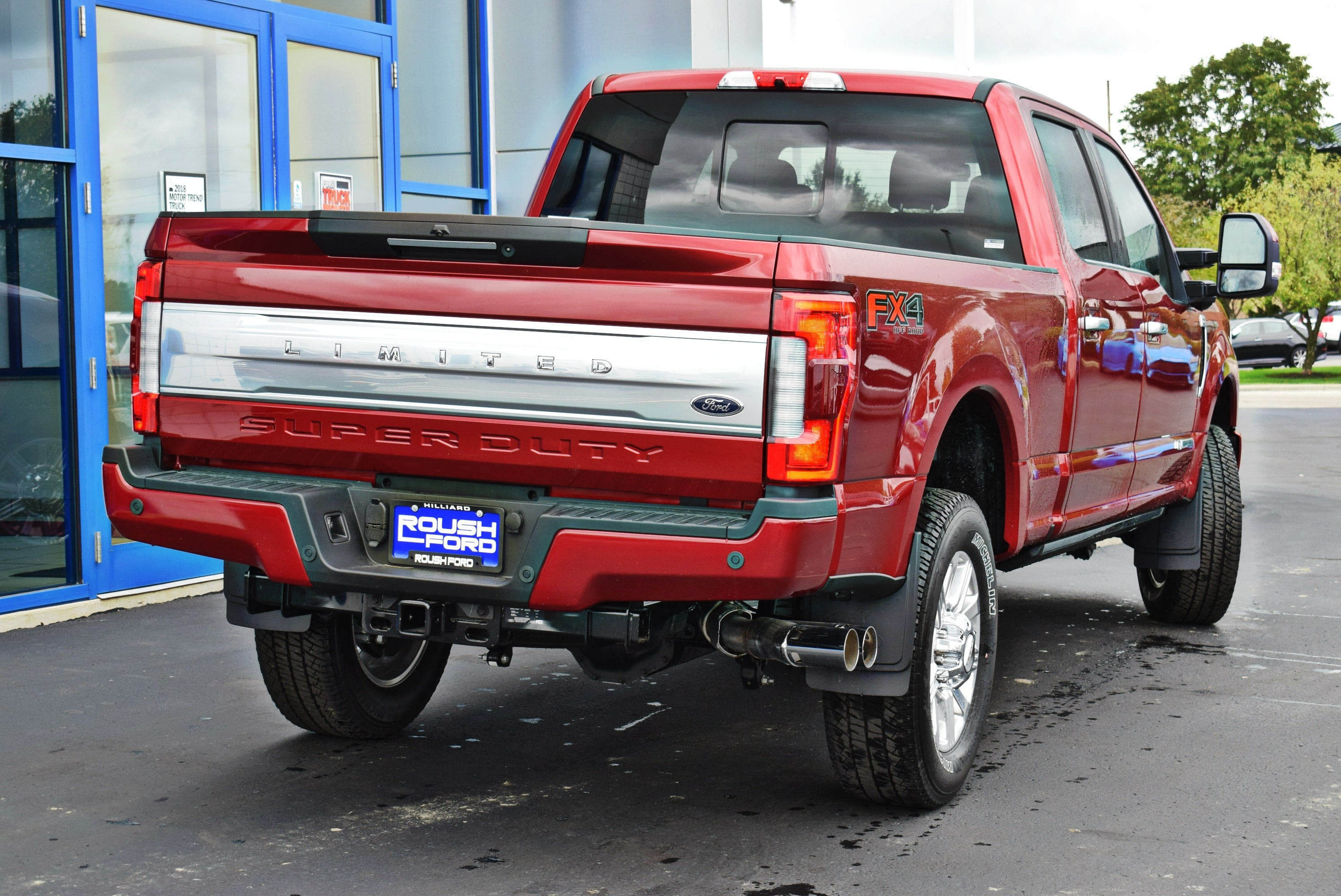 2018 F-350 Crew Cab 4x4,  Pickup #TD18763 - photo 2