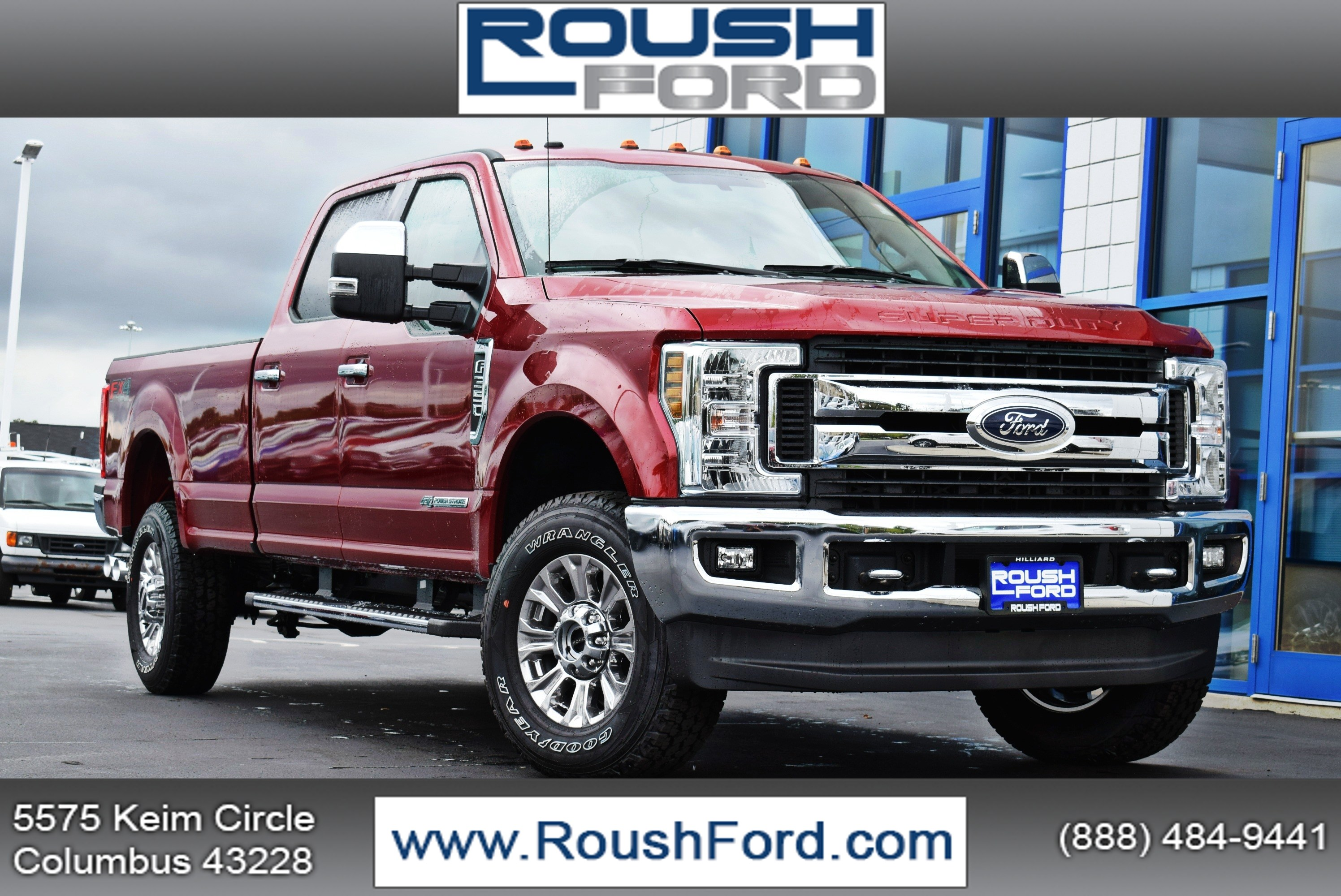 2018 F-350 Crew Cab 4x4,  Pickup #TD18799 - photo 1