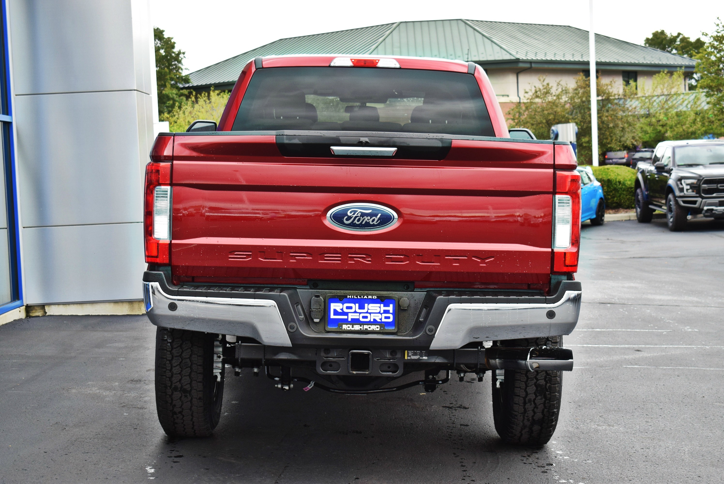 2018 F-350 Crew Cab 4x4,  Pickup #TD18799 - photo 10