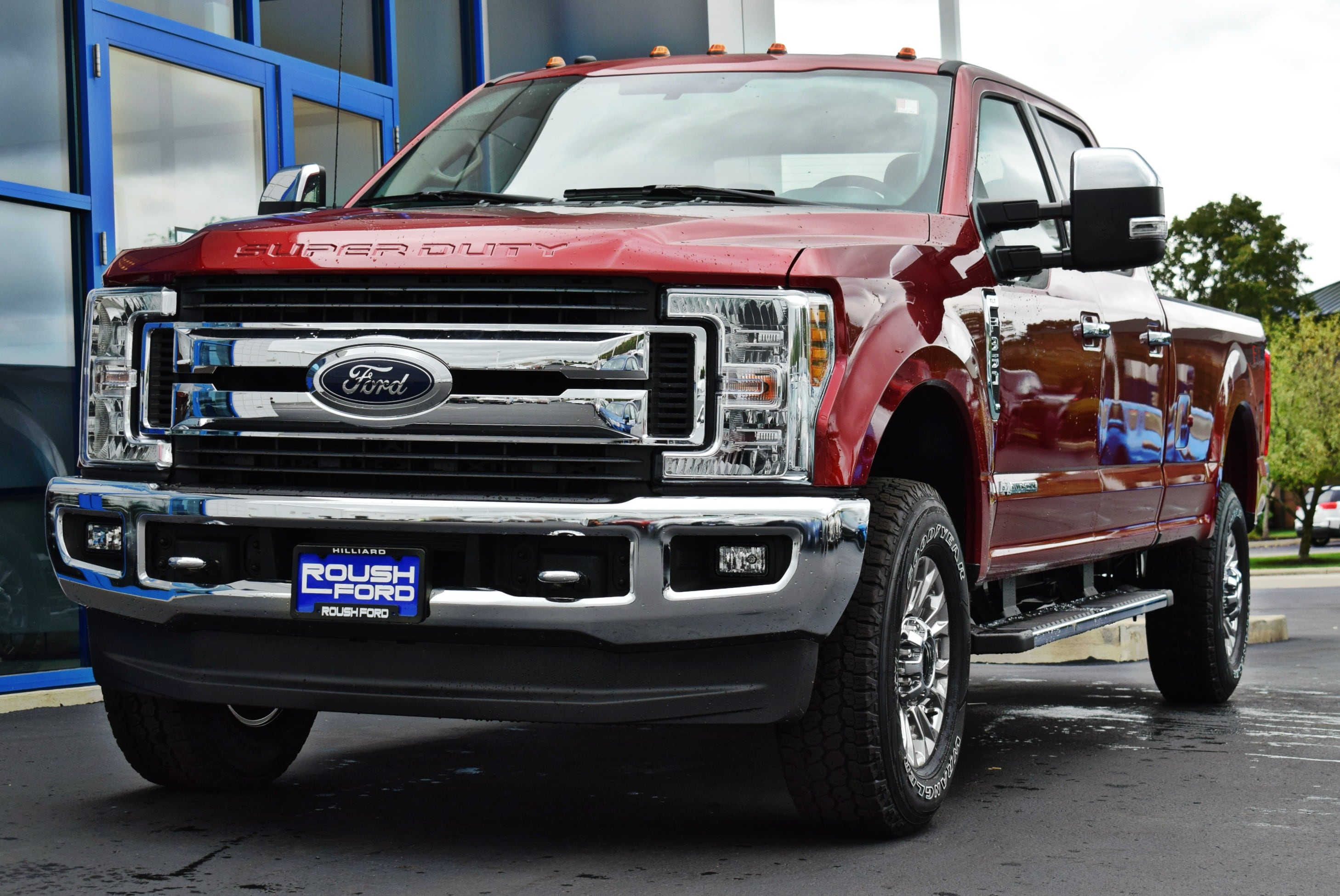 2018 F-350 Crew Cab 4x4,  Pickup #TD18799 - photo 4