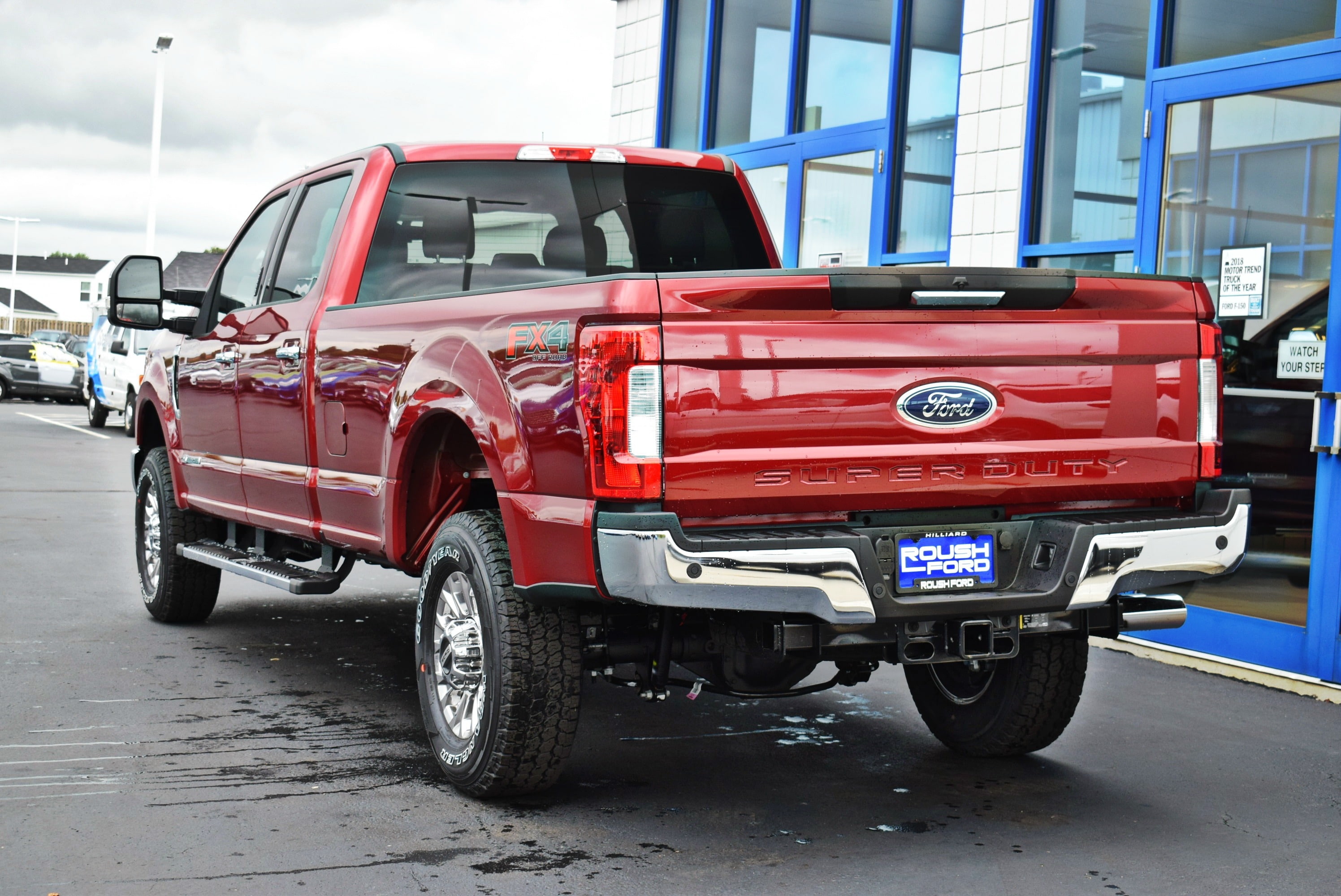 2018 F-350 Crew Cab 4x4,  Pickup #TD18799 - photo 9
