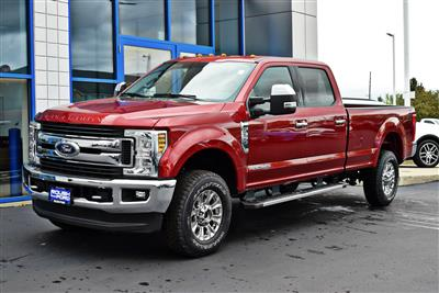 2018 F-350 Crew Cab 4x4,  Pickup #TD18799 - photo 5