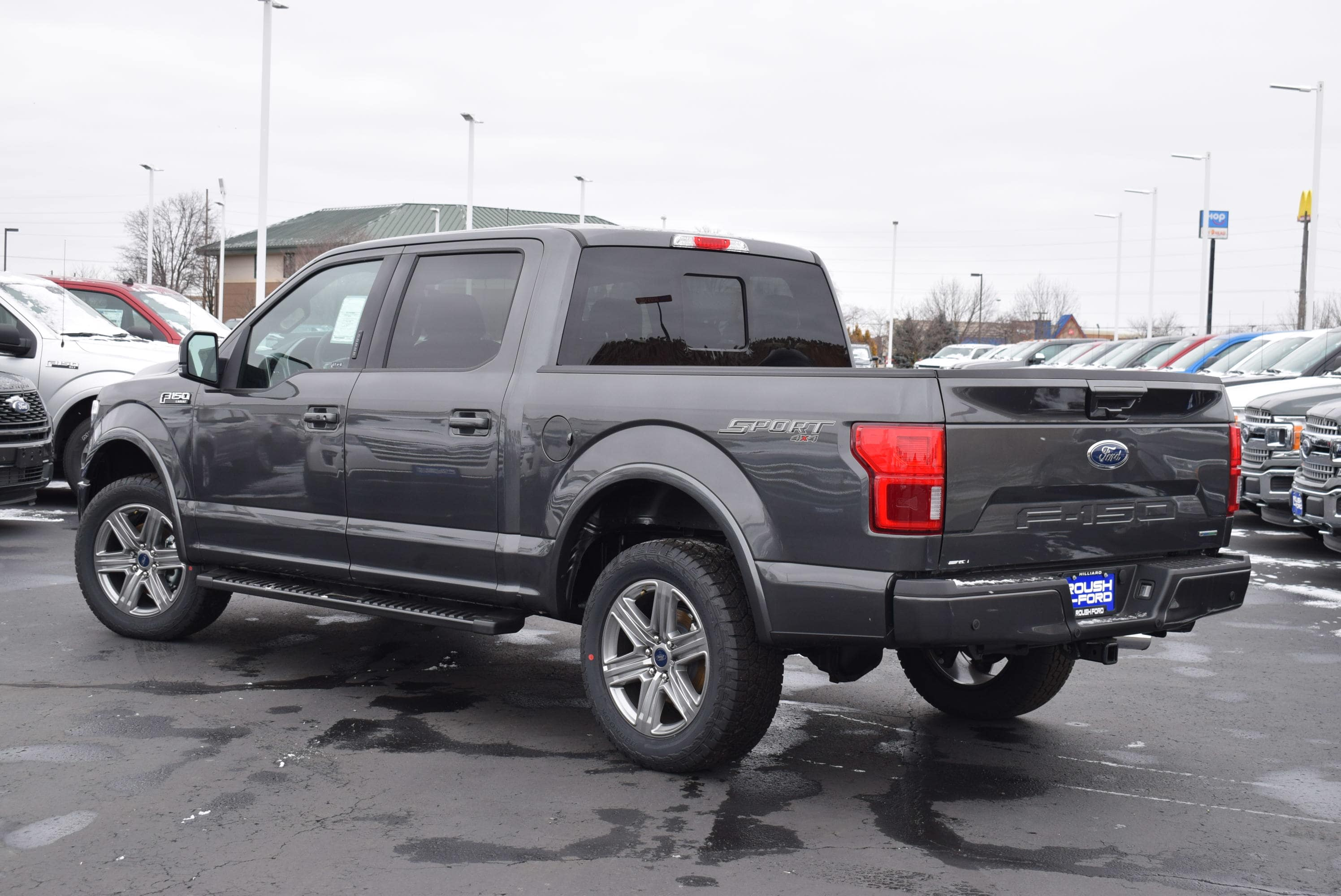 2018 F-150 SuperCrew Cab 4x4,  Pickup #TD18997 - photo 2
