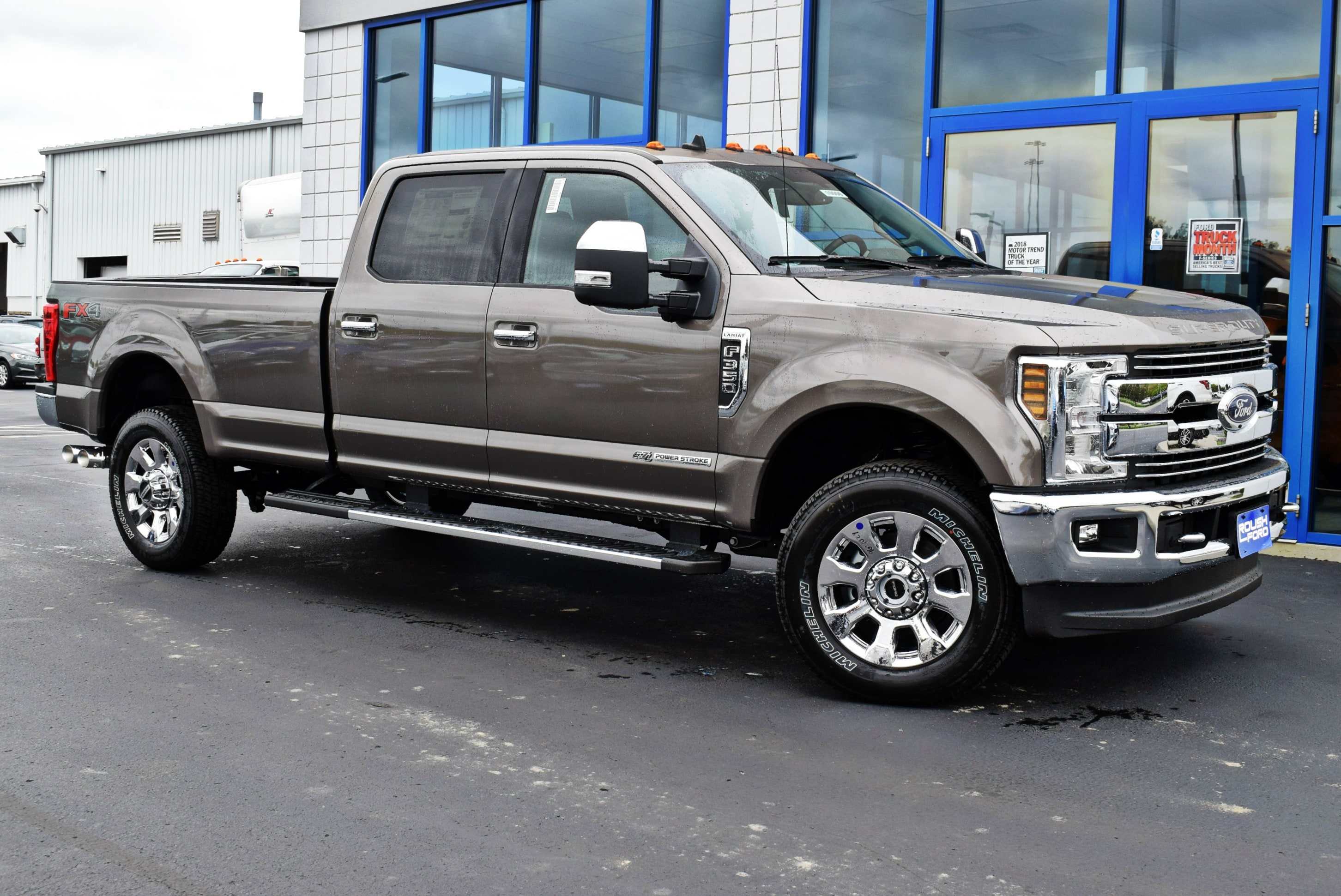 2019 F-350 Crew Cab 4x4,  Pickup #TD19005 - photo 3