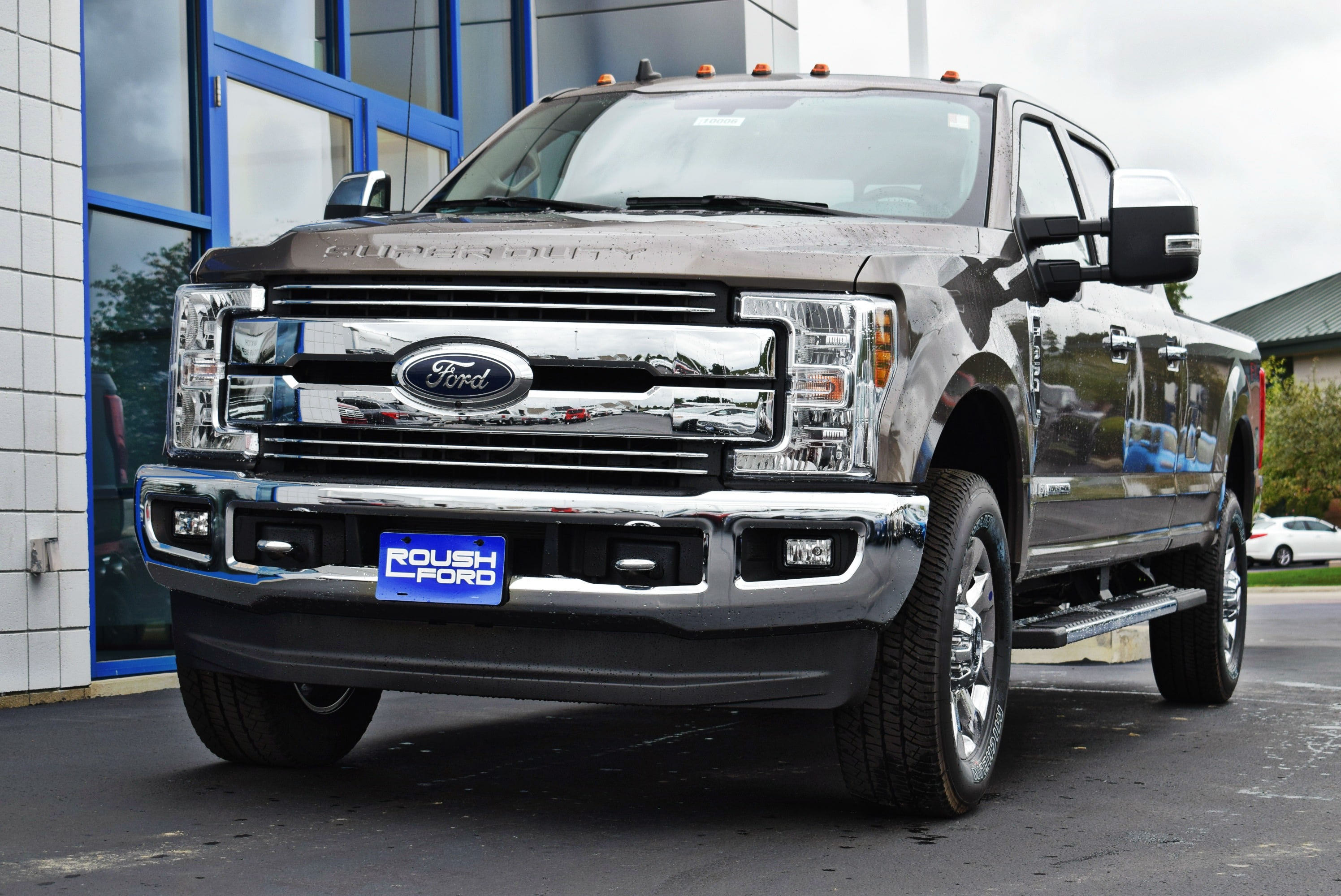 2019 F-350 Crew Cab 4x4,  Pickup #TD19005 - photo 4
