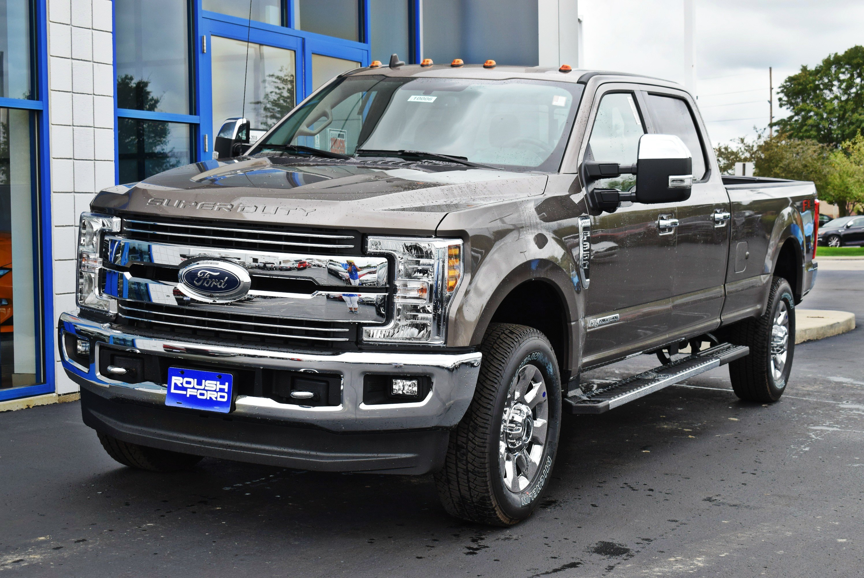 2019 F-350 Crew Cab 4x4,  Pickup #TD19005 - photo 5