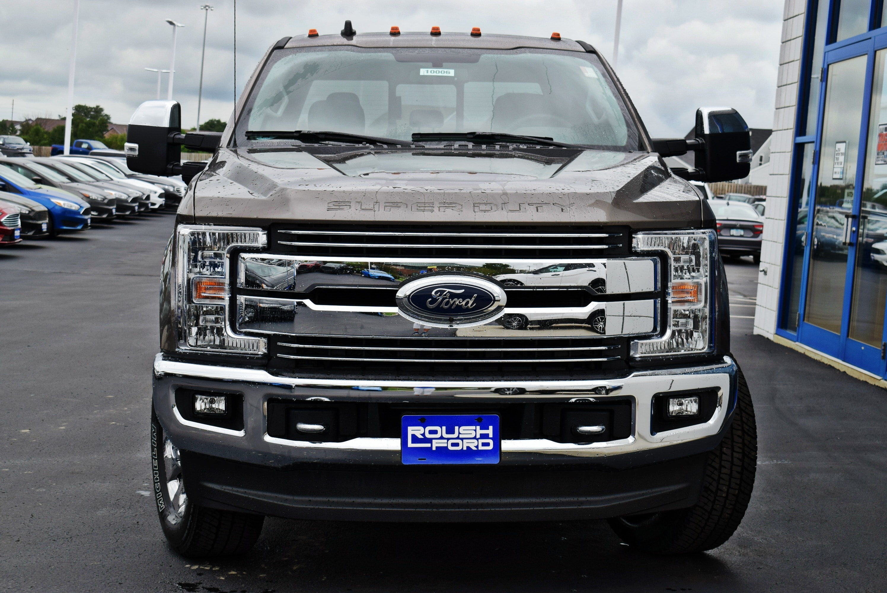 2019 F-350 Crew Cab 4x4,  Pickup #TD19005 - photo 6