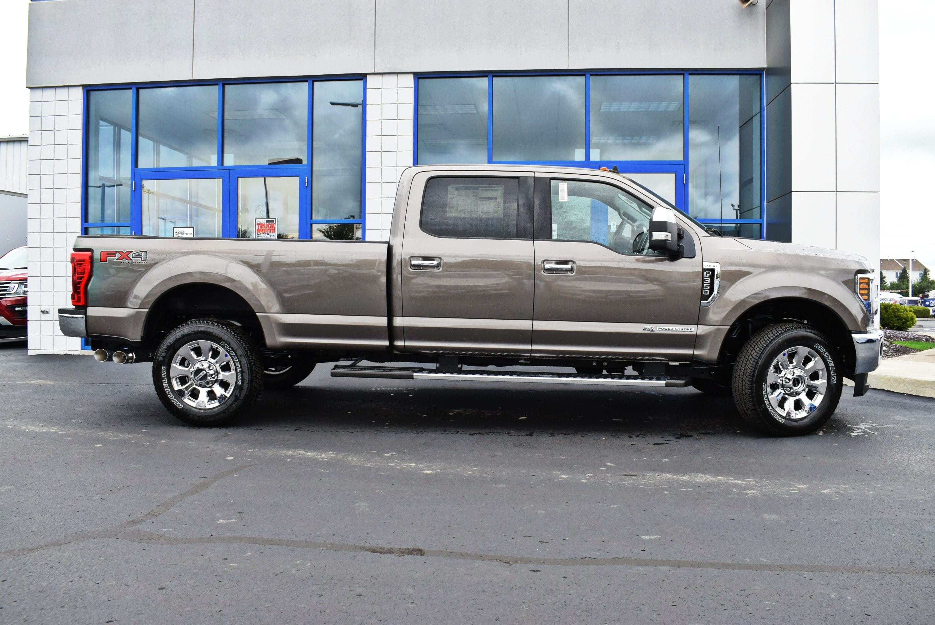 2019 F-350 Crew Cab 4x4,  Pickup #TD19005 - photo 7