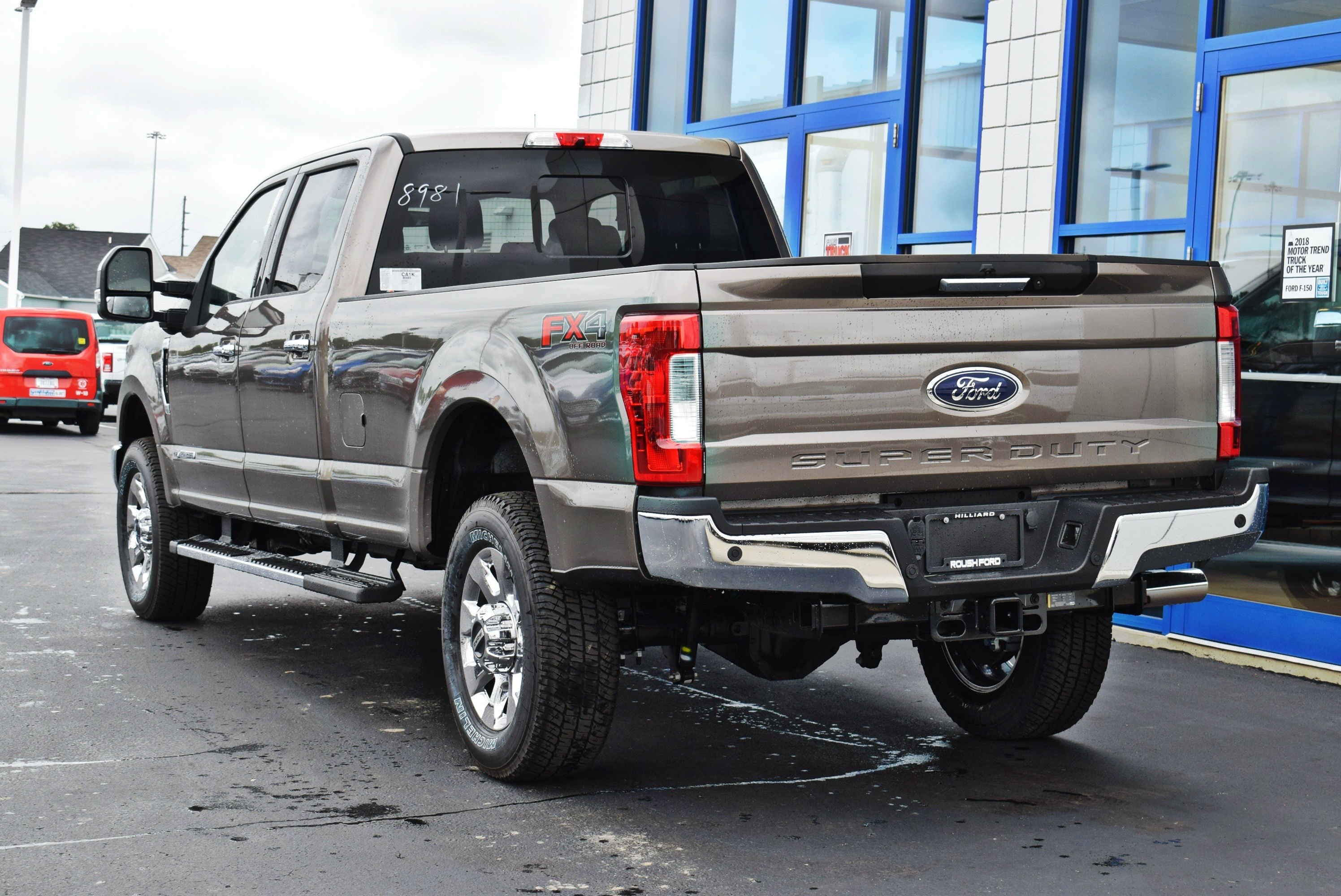 2019 F-350 Crew Cab 4x4,  Pickup #TD19005 - photo 9