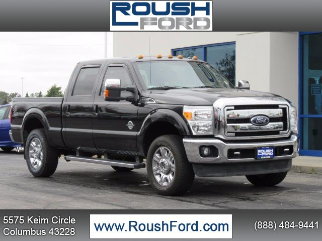 2015 F-250 Crew Cab 4x4 Pickup #TP1919 - photo 1