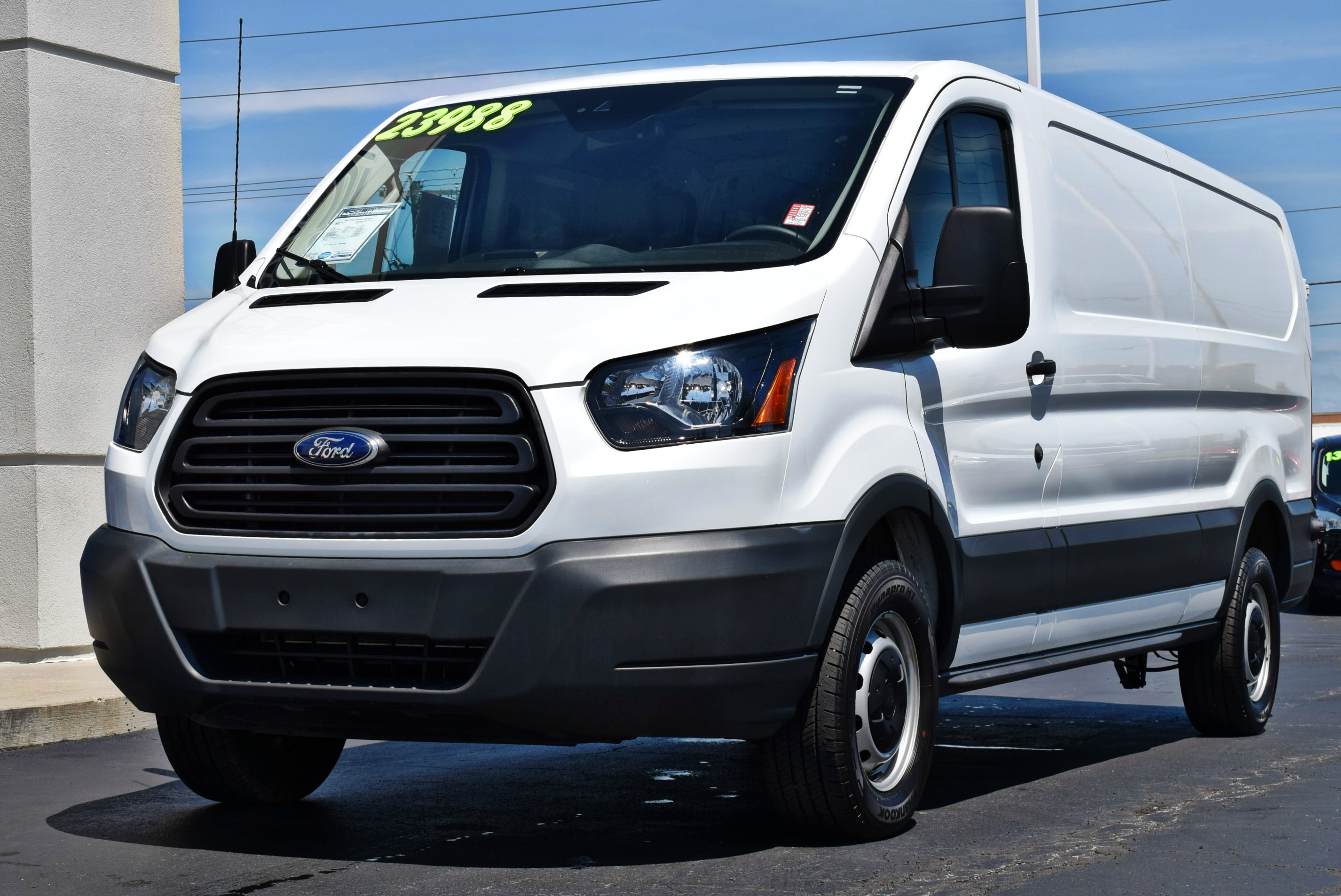 2017 Transit 250 Low Roof 4x2,  Empty Cargo Van #TP2200 - photo 5