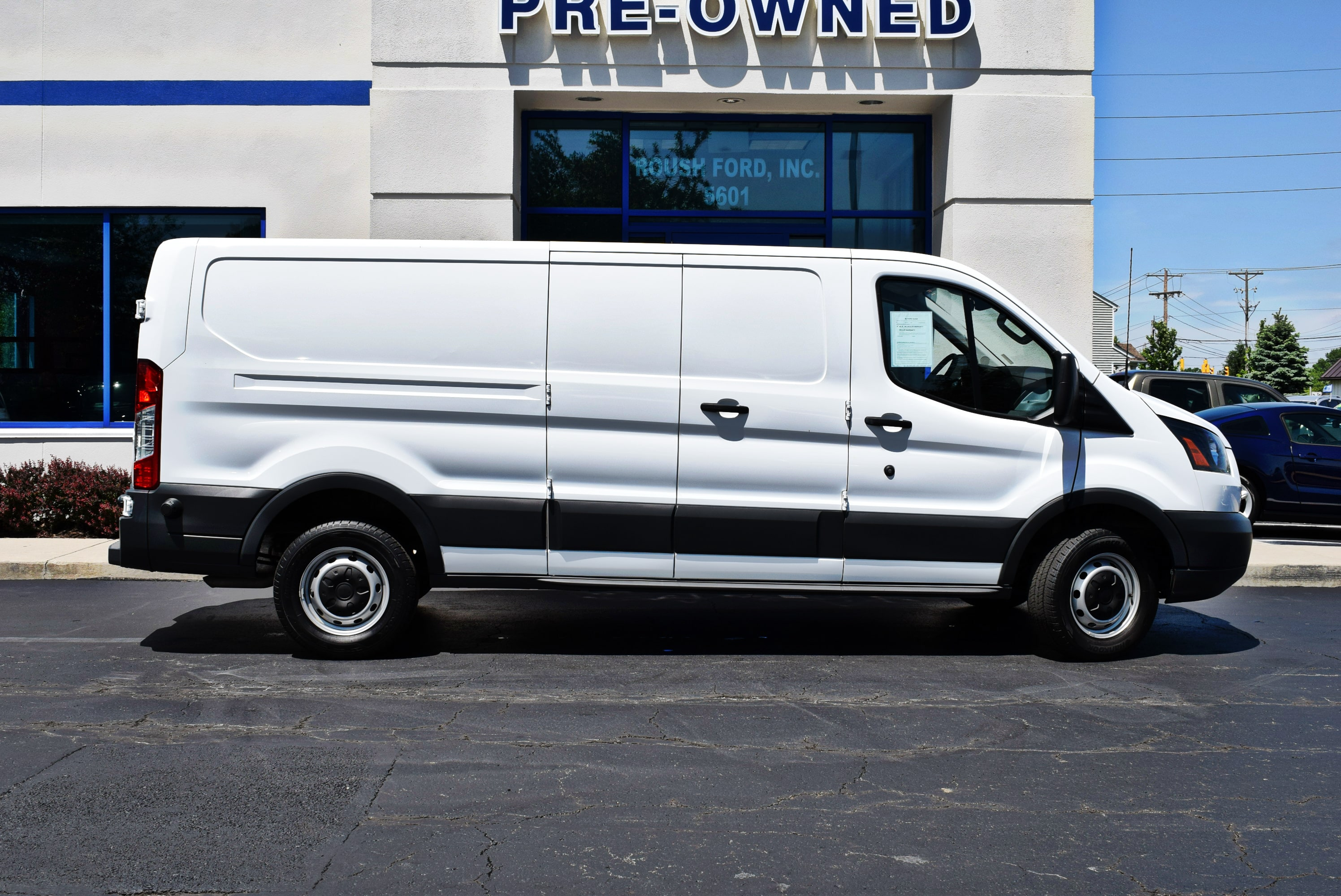 2017 Transit 250 Low Roof 4x2,  Empty Cargo Van #TP2200 - photo 8