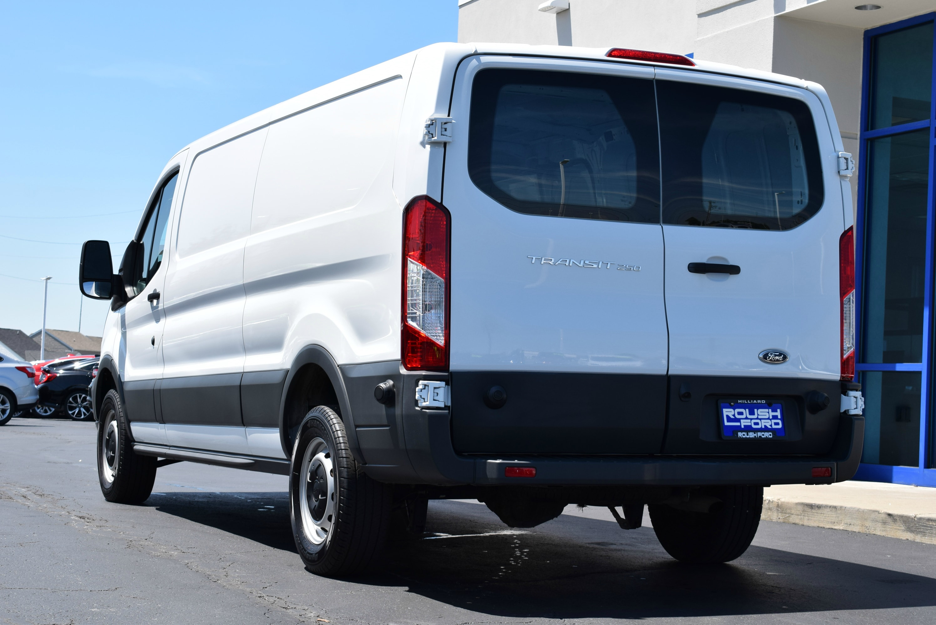 2017 Transit 250 Low Roof 4x2,  Empty Cargo Van #TP2200 - photo 10