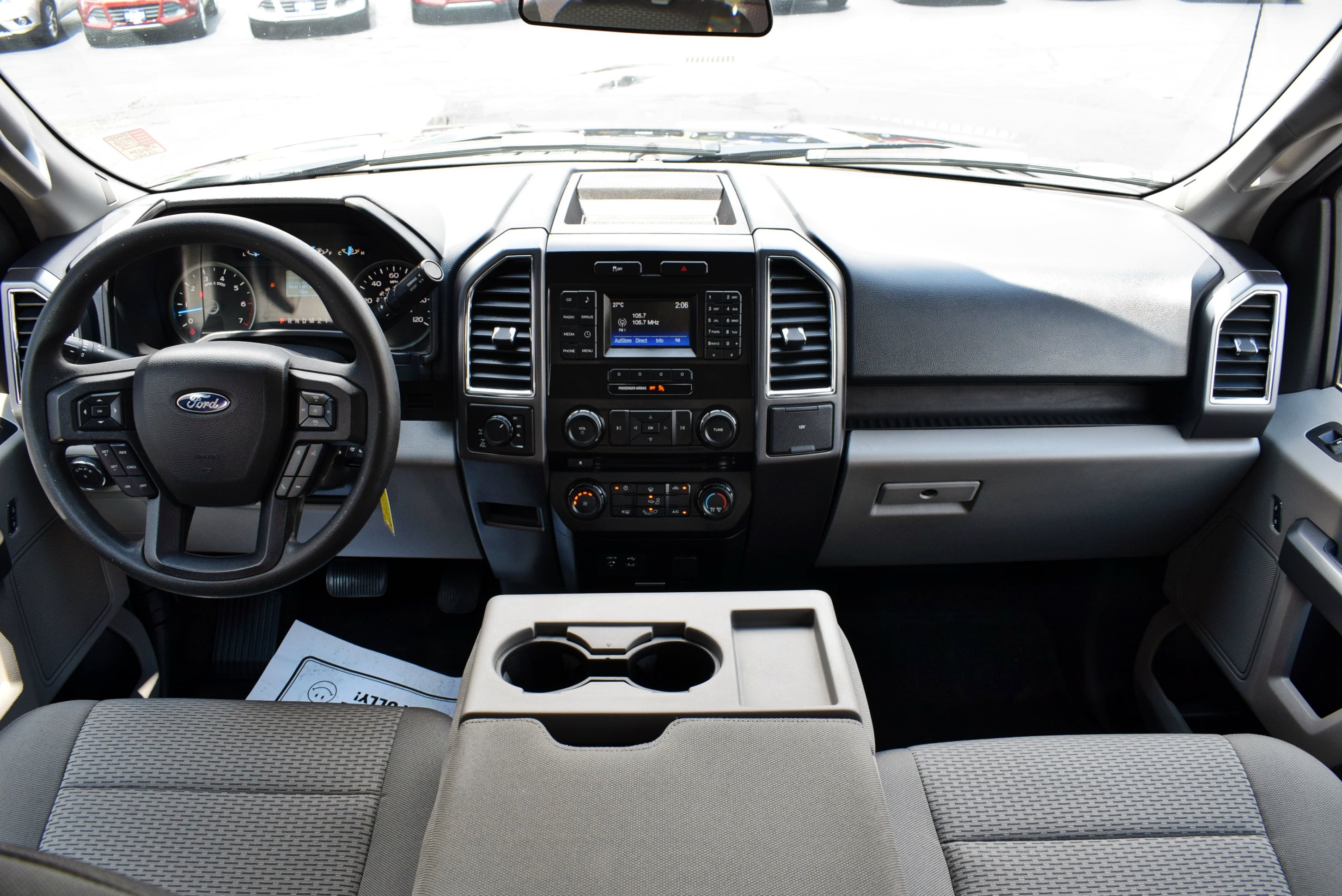 2015 F-150 SuperCrew Cab 4x4,  Pickup #TP2201 - photo 21