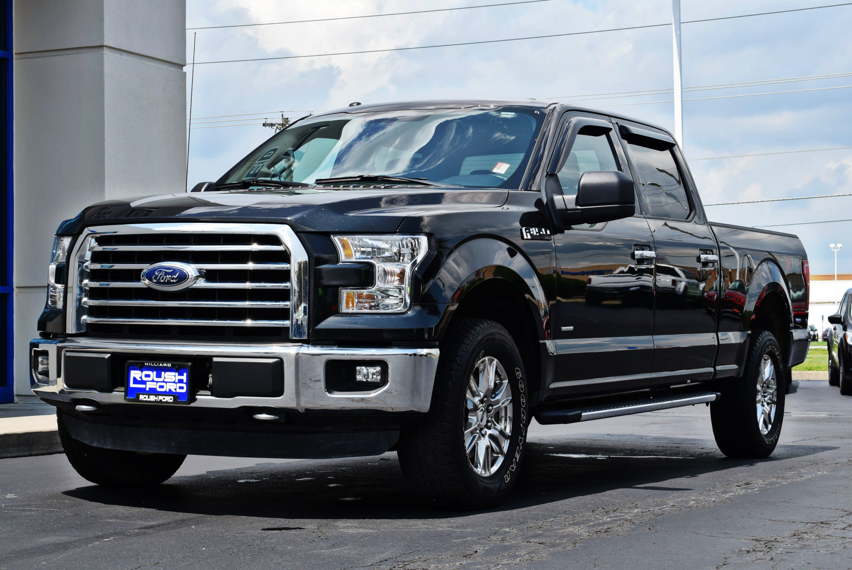 2015 F-150 SuperCrew Cab 4x4,  Pickup #TP2201 - photo 4