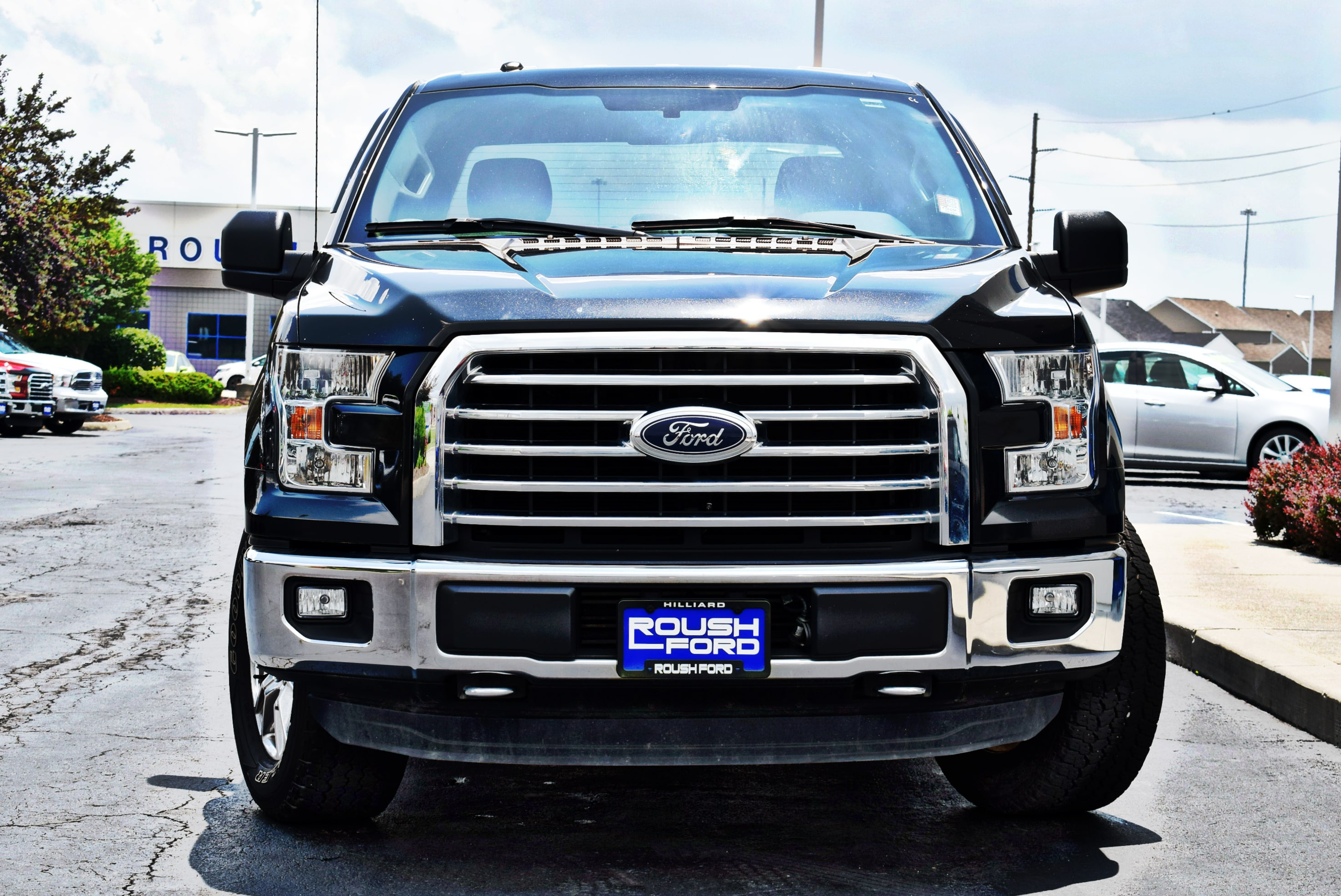 2015 F-150 SuperCrew Cab 4x4,  Pickup #TP2201 - photo 6