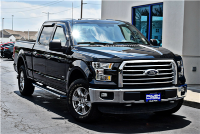 2015 F-150 SuperCrew Cab 4x4,  Pickup #TP2201 - photo 3