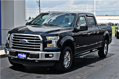2015 F-150 SuperCrew Cab 4x4,  Pickup #TP2201 - photo 5