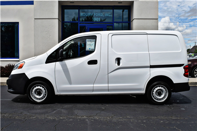 2017 NV200,  Empty Cargo Van #TP2212 - photo 8