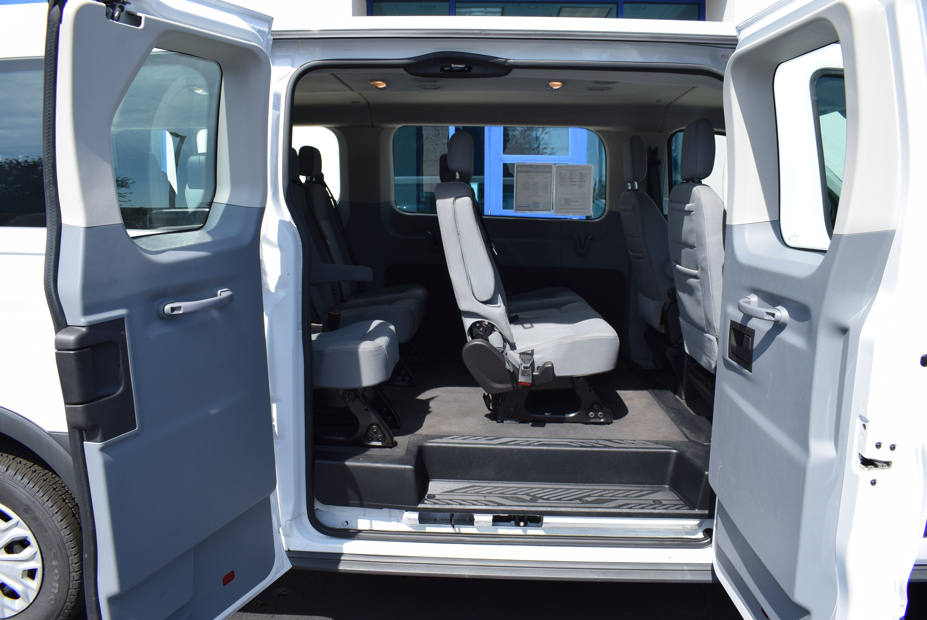 2017 Transit 350 Low Roof 4x2,  Passenger Wagon #TP2320 - photo 3