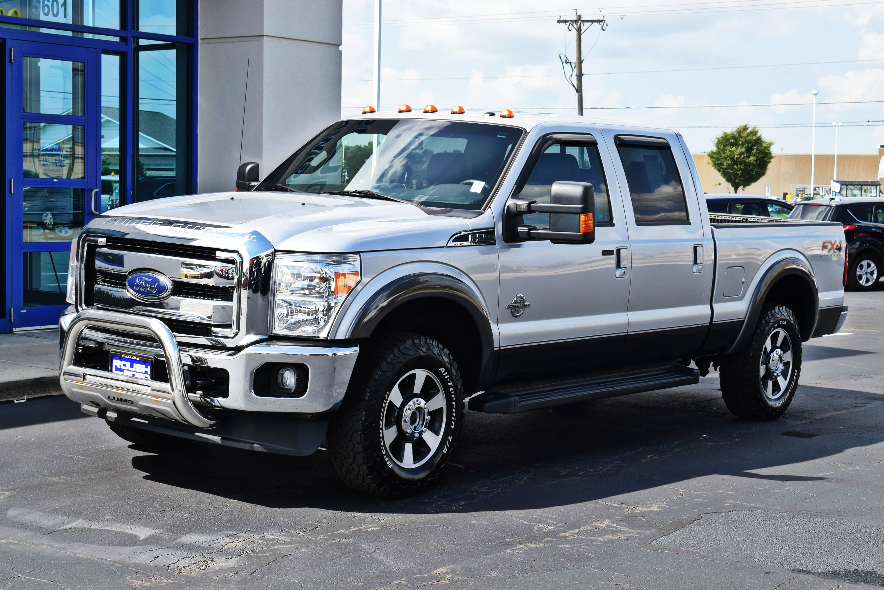 2015 F-250 Crew Cab 4x4,  Pickup #TP2357 - photo 5