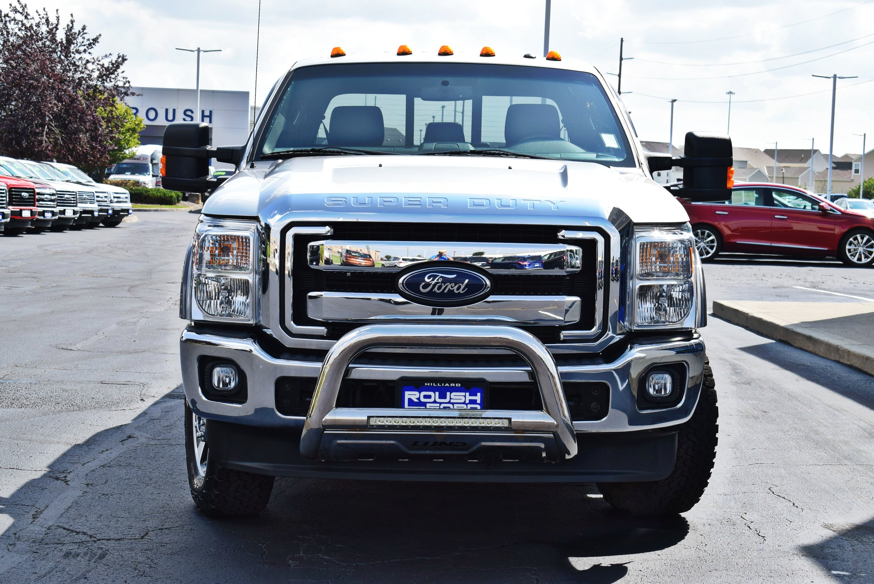2015 F-250 Crew Cab 4x4,  Pickup #TP2357 - photo 6