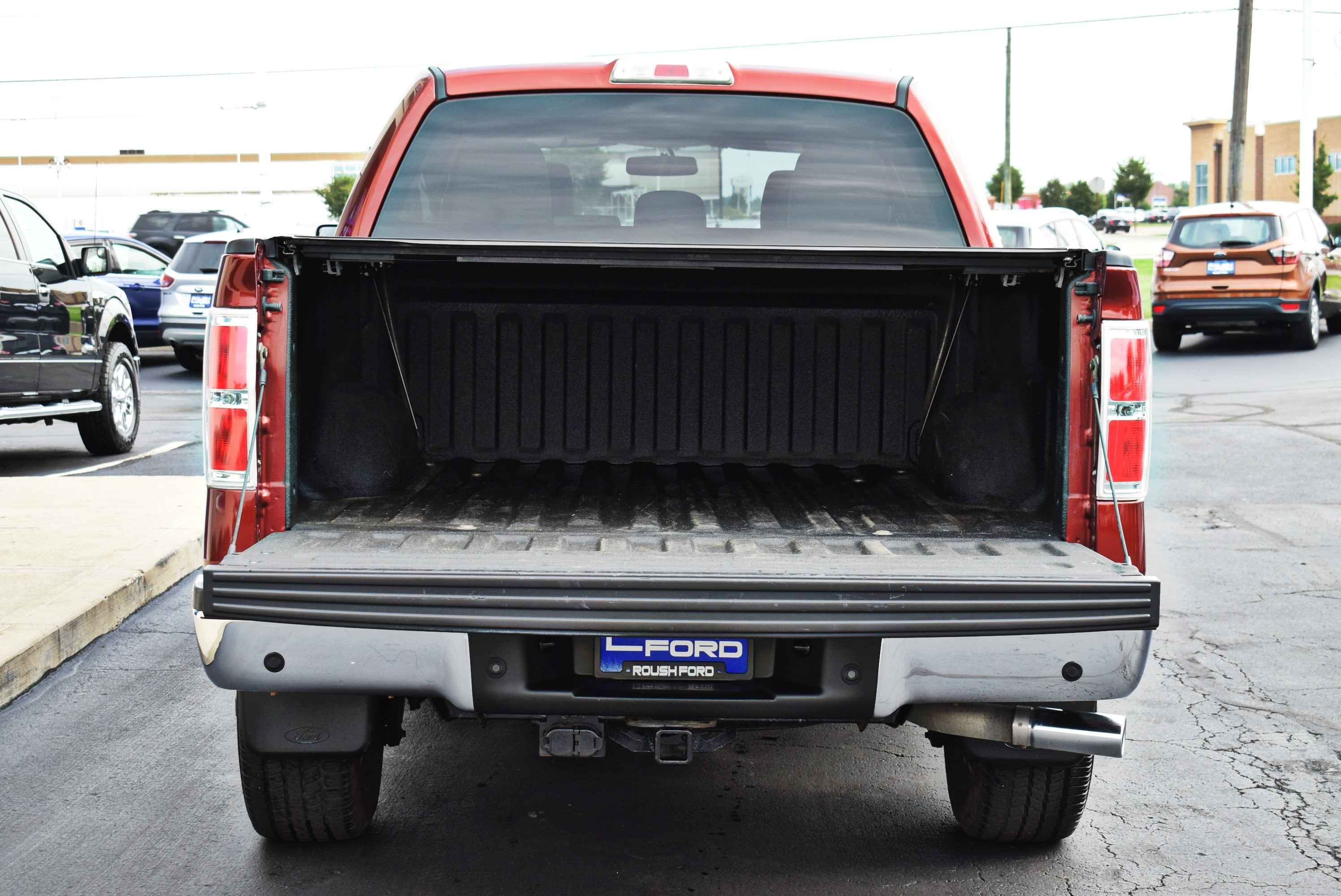 2014 F-150 SuperCrew Cab 4x4,  Pickup #TP2390 - photo 11