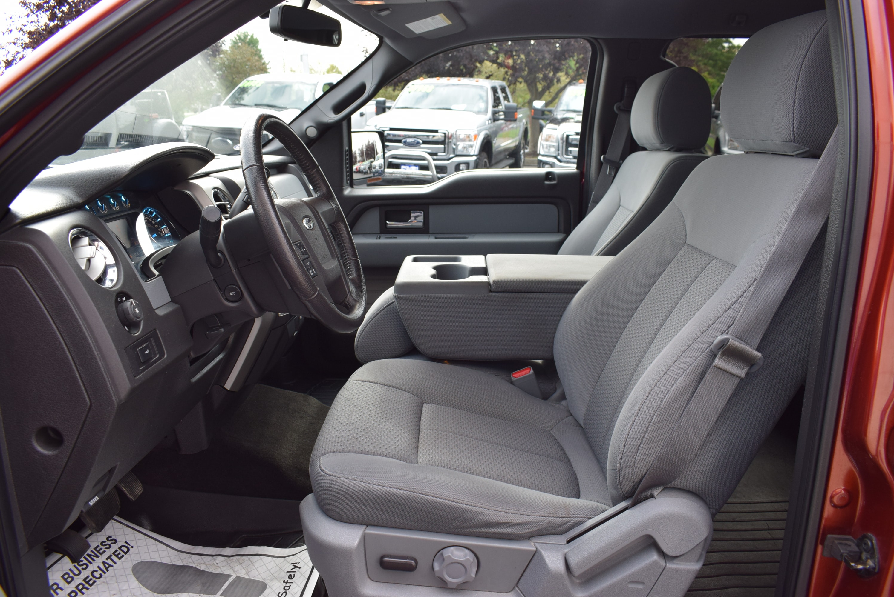 2014 F-150 SuperCrew Cab 4x4,  Pickup #TP2390 - photo 18