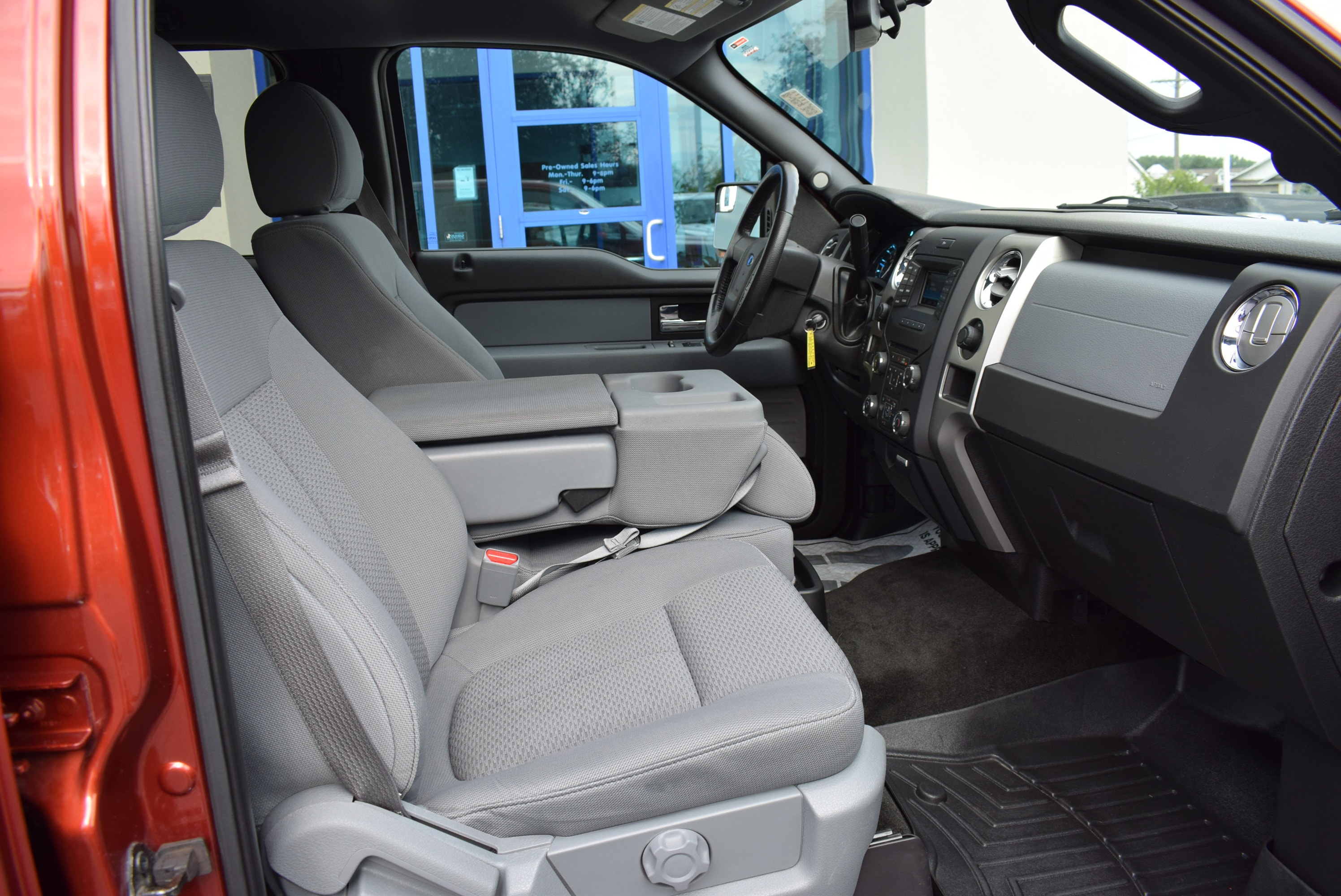 2014 F-150 SuperCrew Cab 4x4,  Pickup #TP2390 - photo 19