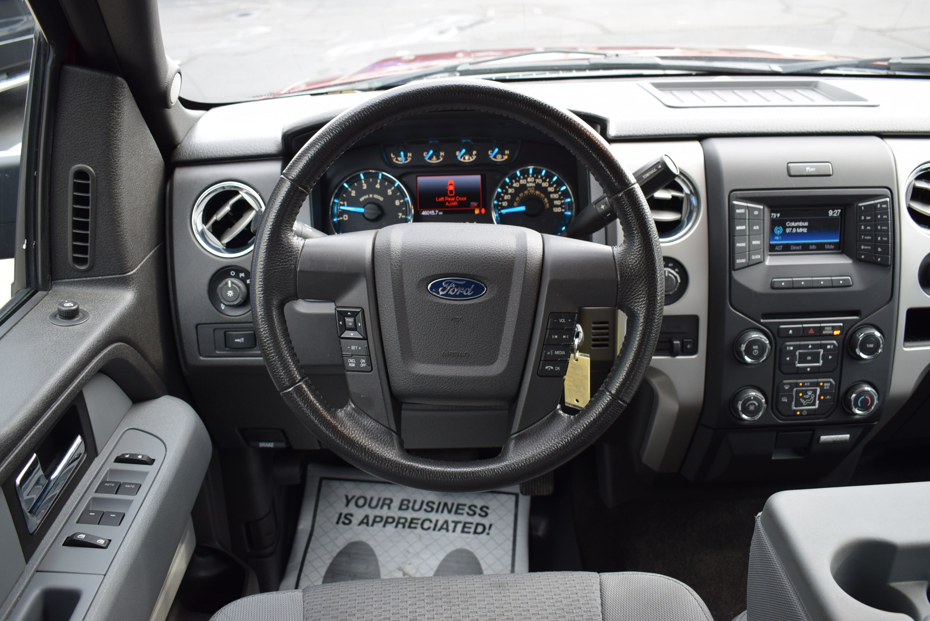 2014 F-150 SuperCrew Cab 4x4,  Pickup #TP2390 - photo 22