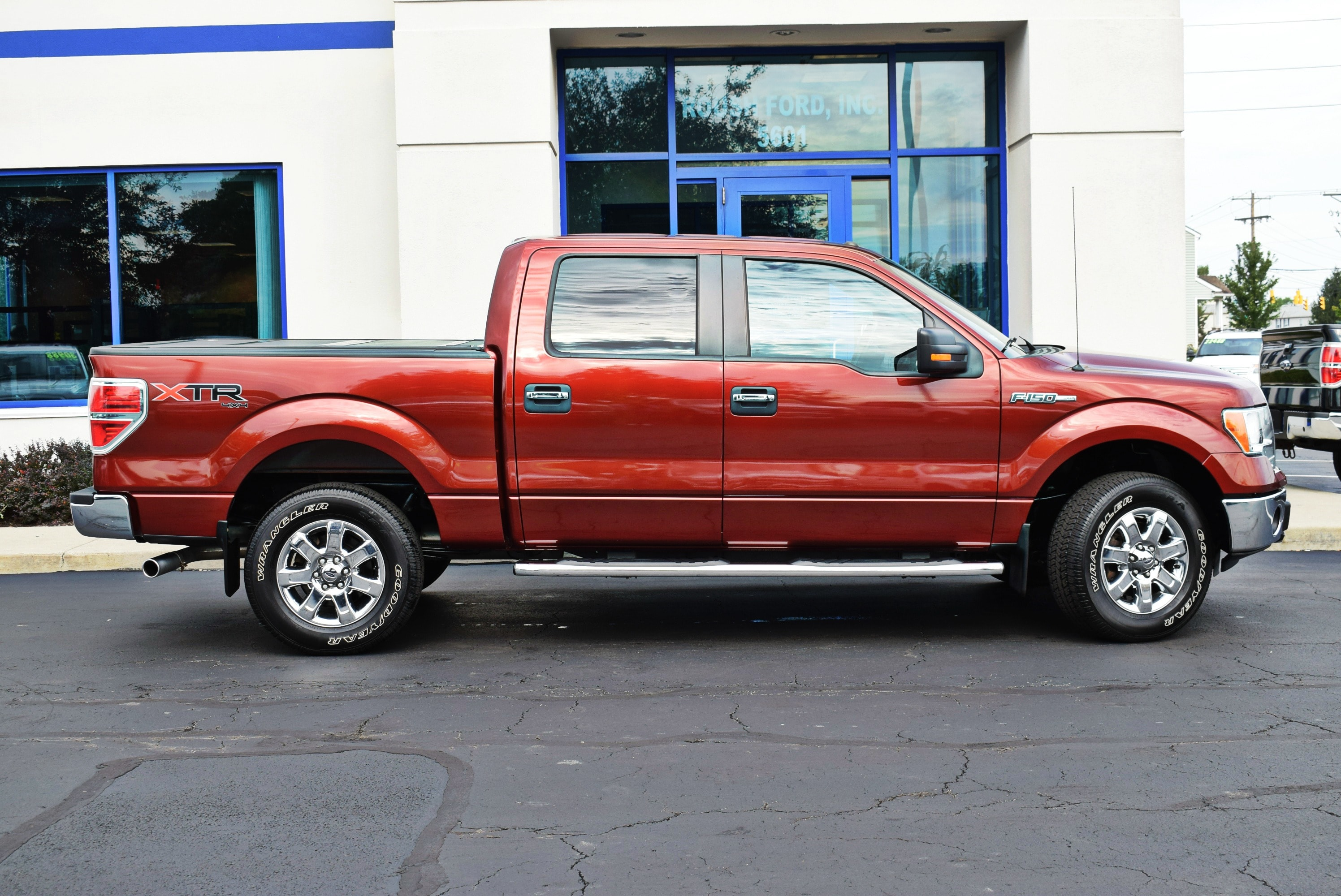 2014 F-150 SuperCrew Cab 4x4,  Pickup #TP2390 - photo 7